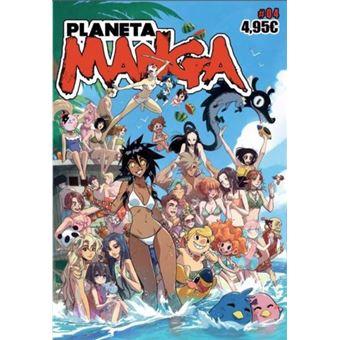 Planeta Manga 4