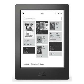 Libro electrónico E-Reader Kobo Aura H2O