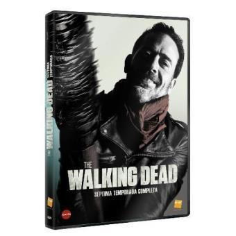 The Walking Dead  Temporada 7 DVD - Exclusiva Fnac