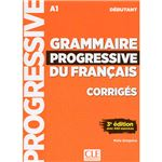 Grammaire progressive debutant corr