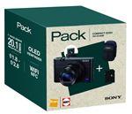 Cámara compacta Sony DSC-RX100 III M3 Negro Pack