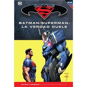 Batman y Superman - Colección Novelas Gráficas núm. 77: Batman/Superman: La verdad duele