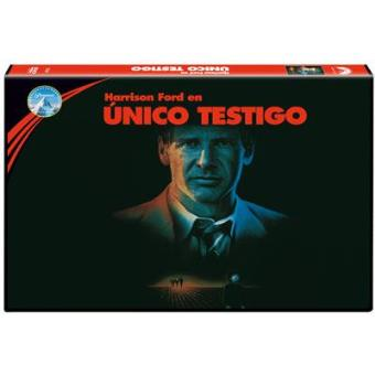 Único testigo - DVD Ed Horizontal