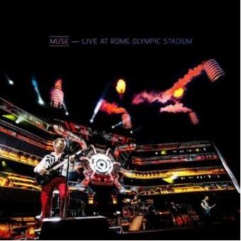 Live At Rome Olympic Stadium (Formato Blu-Ray) + CD