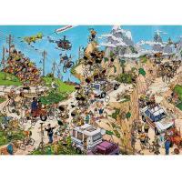 Puzzle Jumbo Tour de Francia 1000 piezas