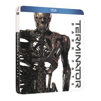 Terminator: Destino oscuro - Steellbook Blu-ray