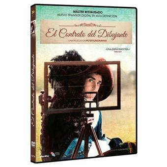 El contrato del dibujante - DVD