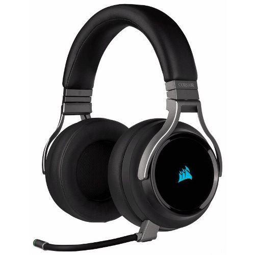 Headset gaming Corsair Virtuoso Carbon PS4