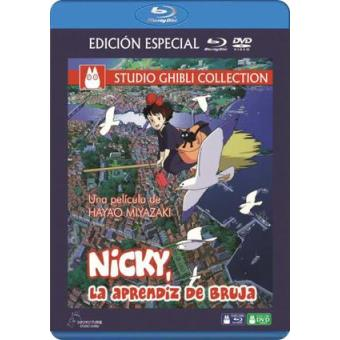Nicky, la aprendiz de bruja - Blu-Ray + DVD
