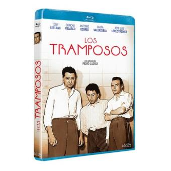 Los tramposos - Blu-Ray