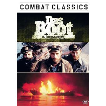 Das Boot (El submarino) - DVD