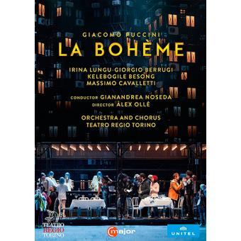 Puccini: La Bohème (DVD)