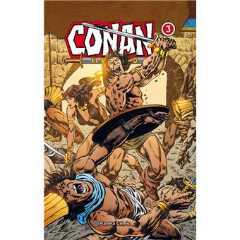 Conan El bárbaro - Integral 3 (de 10)