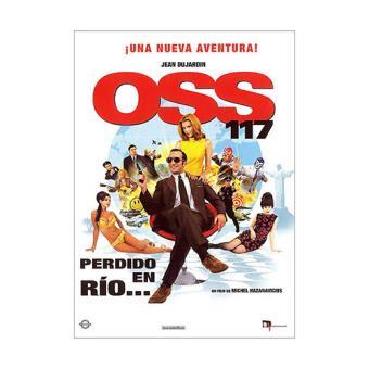 Oss 117: Perdido en Río - DVD