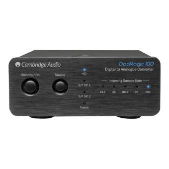 Cambridge Audio DAC Magic 100 Negro