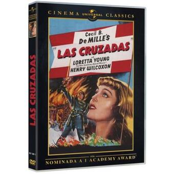 Las cruzadas - DVD