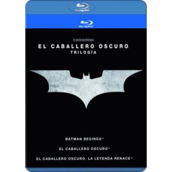 Pack El Caballero Oscuro: Trilogía - Blu-Ray