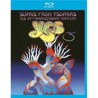 Songs From Tsongas 35Th.. - Blu-Ray