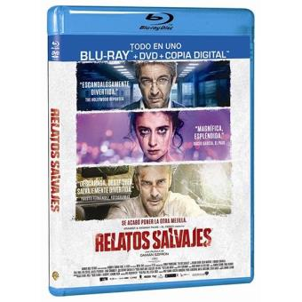 Relatos Salvajes - Blu-Ray + DVD