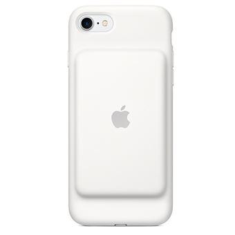 Funda Apple Smart Battery Case para iPhone 7 Blanco
