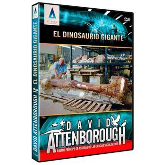 David Attenborough: El dinosaurio gigante - DVD