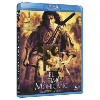 El último mohicano - Blu-Ray