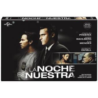 La noche es nuestra - DVD Ed Horizontal