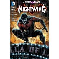 Nightwing 4. La muerte de la familia. Nuevo Universo DC
