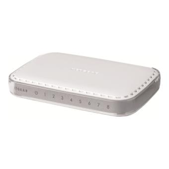 Netgear Switch 8 Puertos Gigabit