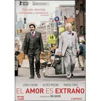El amor es extraño - DVD