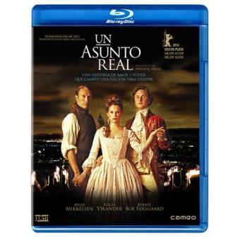 Un asunto real - Blu-Ray