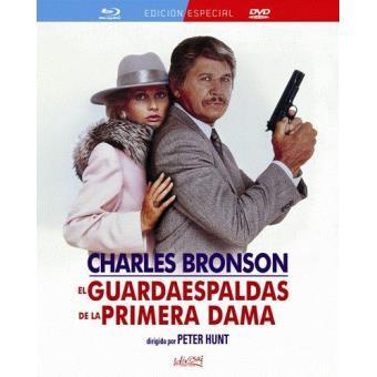 El guardaespaldas de la primera dama - Blu-Ray + DVD
