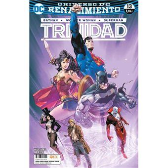 Batman / Superman / Wonder Woman; Trinidad num.13