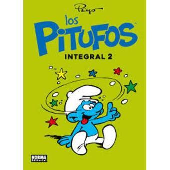 Los Pitufos integral 2