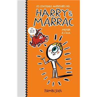 Les colossals aventures de Harry & El Marrac Vol 2 - Misteri a L'illa