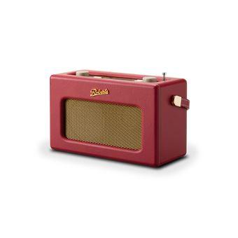 Radio Roberts Revival iStream 3 Rojo