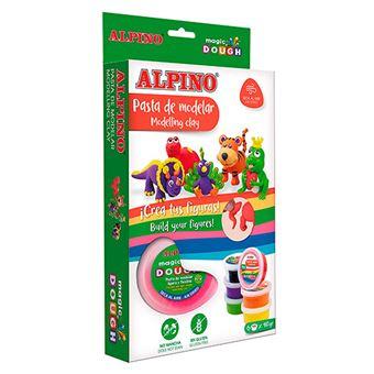 Pasta para modelar Alpino Magic Dough Funny Animals