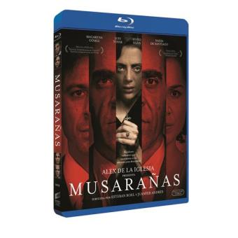 Musarañas - Blu-Ray
