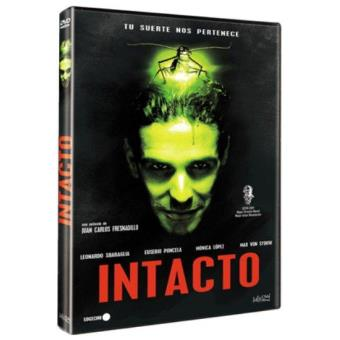 Intacto - DVD