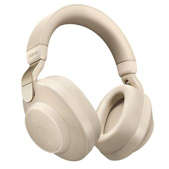 Auriculares Noise Cancelling Jabra Elite 85h Beige