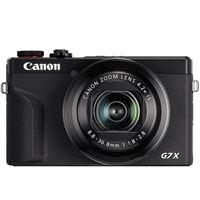 Cámara compacta Canon PowerShot G7 X Mark III Negro