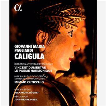 Pagliardi - Calígula - Blu-Ray