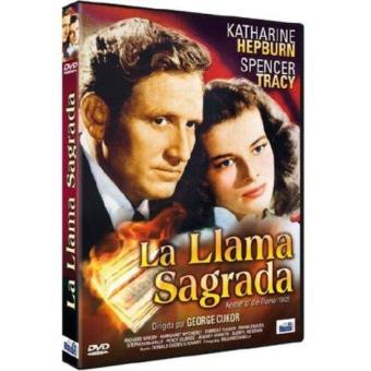 La llama sagrada - DVD