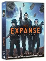 Pack The Expanse  Temporada 3 - DVD