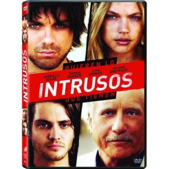 Intrusos - DVD