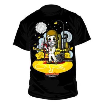 Camiseta Calaveritas Killer m