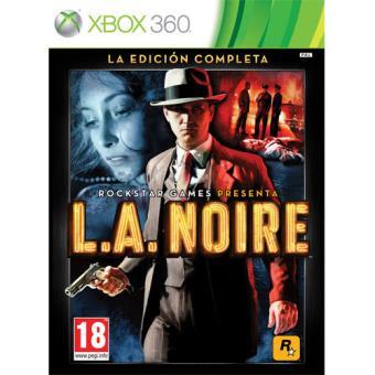 L.A Noire: Edición Completa Xbox 360