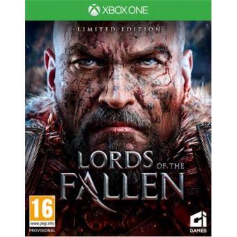 Lords of the Fallen Edición Limitada Xbox One