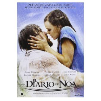 El diario de Noa - DVD