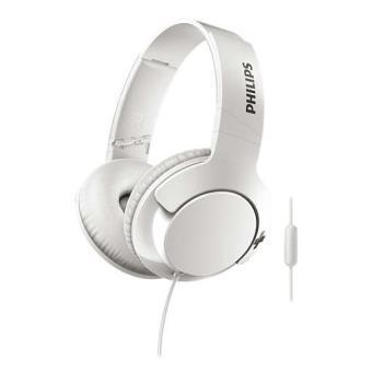Auriculares Philips BASS+ SHL3175WT Blanco